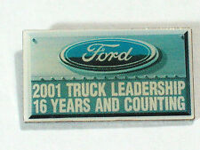 2001 Ford Truck Pin Badge (Auto 44b)