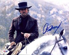 """Clint Eastwood """"The Preacher"""" Pale Rider AUTOGRAPHED SIGNED PHOTO 8X10 PSA/DNA"""