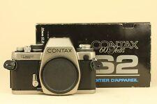 MINT- Contax S2 60th Anniversary 35mm SLR Film Camera