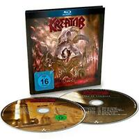 KREATOR ‎– GODS OF VIOLENCE CD & BLU-RAY DIGIBOOK (NEW/SEALED)