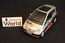 """Maisto Mercedes-Benz A-class 1:18 #9 Hakkinen version """"West""""  (MM1)"""