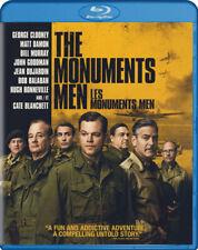 THE MONUMENTS MEN (BILINGUAL) (BLU-RAY) (BLU-RAY)