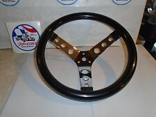 VINTAGE RACING GO KART NEW BUG STEERING WHEEL CART PART