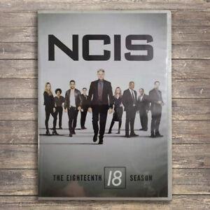 NCIS Season 18 Naval Criminal Investigative Service (4-Discs DVD) New $ Sealed