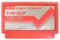 FAMICOM FC NES DONKEY KONG NINTENDO 1981 JAPAN
