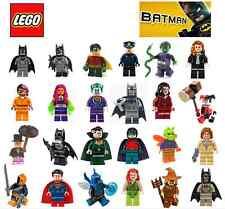LEGO MINIFIGURE FROM BATMAN SETS - ALL NEW - INCLUDES ROBIN, CATWOMAN, JOKER