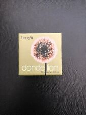 Benefit Dandelion Brightening Finishing Powder Full Size With Samples