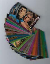 1998  Star Trek TOS Trading Cards season 2 - Character Log cards $1.25 each .