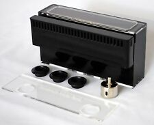 1200 gph LOW PROFILE Overflow Box with REMOVABLE WEIR aquarium surface skimmer