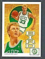 1991-92 Upper Deck Larry Bird #77 HOF Boston Celtics