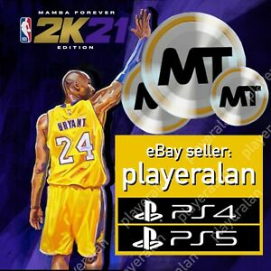 NBA2k21 MyTeam PS4/PS5 COINS 100K MT  - **INSTANT DELIEVERY - playeralan**