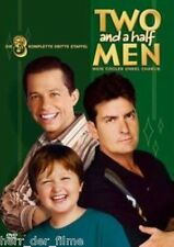 TWO AND A HALF MEN, Staffel 3 (4 DVDs) NEU+OVP OHNE FSK-Logo!!!