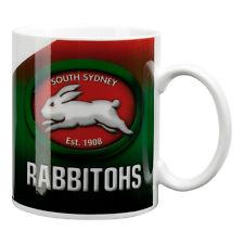 South Sydney Rabbitohs NRL TEAM Ceramic Coffee Mug Cup Fathers Day ChristmasGift