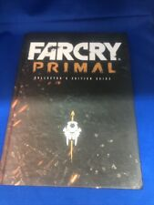 Far Cry Primal Collector's Edition Guide