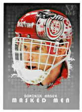 2015-16 Dominik Hasek ITG Final Vault 2008-09 Masked Men /5 - Detroit Red Wings