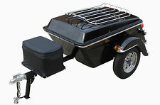 Legacy Pull Behind Motorcycle Trailer - Tow an American Legend