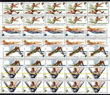 10 x Bulgarien 1992 Mi. 3986-89 ** Olympiade Barcelona II. Olympic
