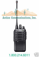 NEW ICOM IC-F4001-02-DTC, UHF 400-470MHZ, 4 WATT, 16 CHANNEL TWO WAY RADIO