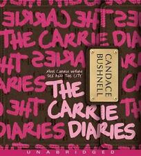 Carrie Diaries: The Carrie Diaries 1 by Candace Bushnell (CD, Unabridged)  NEW