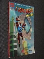 "L'UOMO RAGNO DELUXE N.10 - MARVEL COMICS - BUONO ""N"""