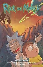 Rick and Morty Vol. 4 by Starks, Kyle in Used - Like New