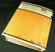 Case 50 Crawler Tractor Series E Service Shop Repair Manual Book Catalog Oem