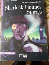 """Sherlock Holmes Stories"", Sir Arthur C Doyle, ""Reading & Training"", Black CAT"