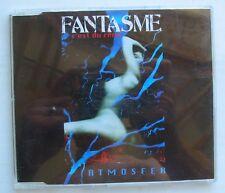 ATMOSFER (Maxi CD 4 tracks JEWEL CASE)  FANTASME (C'EST DU REVE)