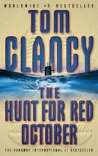 More details for the hunt for red october by clancy, tom paperback book the cheap fast free post