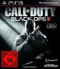 Call of Duty - Black Ops 2 II für Playstation 3 PS3 | NEUWARE | DEUTSCH!