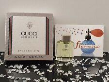 Gucci Nobile EDT 5ml Herren Miniatur - Parfumminiaturen bei flacons24