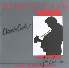 Classic Cash Hall of Fame Series by Johnny Cash CD New Mercury Canada 20 Songs