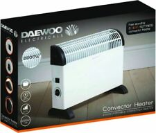 Daewoo Metal Space Heaters