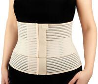 Waist Trainer Body Shaper Corset Cincher Postpartum Recovery Belly Belt Women