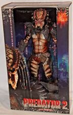 """MIP NECA CITY HUNTER PREDATOR 2 Unmasked OPEN MOUTH 1/4 Scale 18"""" action figure"""