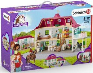 Schleich Large Horse Stable & House 42416  Schleich Farm World Playset House