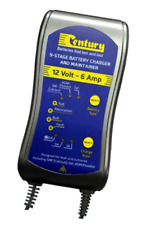 Century 9 Stage Battery Charger & Maintainer 12V 6AMP CC1206