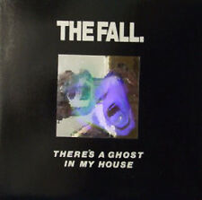 "Fall, Theres A Ghost In My House, NEW 7"" vinyl single in hologram sticker sleeve"