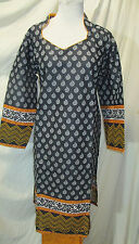 beautiful prin  semi cotton salwar kameez size 2XL46