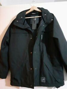 Depactus Comrade Black Jacket Size M Retails £149.95