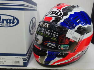 Arai RX-7X Doohan 98 DOOHAN L size Manufactured in 2020 excellent Condition USED