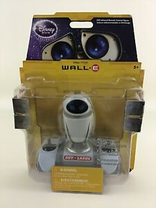 Wall E Eve Robot Toy Remote Control Buy N Large Disney Store Exclusive RC New