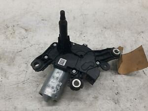 2014 RENAULT CLIO 5 Door Hatchback Valeo Rear Wiper Motor 287105483R