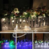 20/30/40/50/80 LED String Fairy Light Battery Operated Xmas Wedding Party Decor