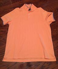 NWoT ~ SADDLEBRED ~ Peachy Short Sleeve Casual Polo/Golf Shirt Size XL  MSRP $26