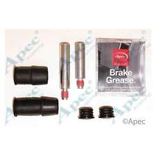 Fits Volvo XC90 MK1 D5 AWD Genuine Apec Front Brake Caliper Guide Sleeve Kit
