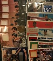 10+ Hits MLB Auto & Game Used Relic ONLY Lot Guaranteed GU RC HOF Star SGC NM-MT
