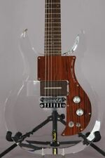 2008 Ampeg Dan Armstrong ADA6 Lucite Electric Guitar