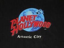 PLANET HOLLYWOOD ATLANTIC CITY SHIRT MENS LARGE
