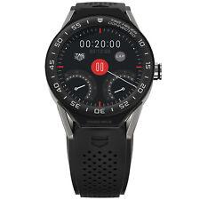 TAG Heuer Connected Modular 45mm Watch Black Matte Ceramic Bezel SBF8A8001 NEW